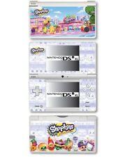 Façades, coques et autocollants DSi XL pour jeu vidéo et console