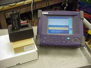 Acterna JDSU MTS5000e OTDR MM SM DUAL FIBRE Tested Calibrated.-We have Chargers