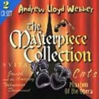 Masterpiece Collection - Audio CD By Andrew Lloyd Webber - VERY GOOD