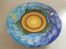 Hand Painted Decorative Plate Hanging Wall Home Décor