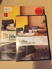 Microsoft Office Edition Standard 2003 Boite