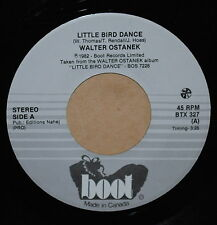 Walter Ostanek Little Bird Dance / Could I Have This Dance Pop 45 on Boot