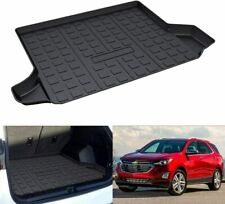Cargo Floor Mats Rear Trunk Liner for 2018-2020 Gmc Terrain/Equinox Carpets Tray