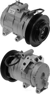 A/C Compressor Omega Environmental 20-22017-AM