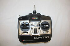JLine JR Propo Digital Proportional QUATTRO RC Radio Aircraft Controller 72MHz