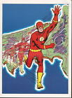 Vintage 1978 FLASH Pin up Poster DC Comics JLA