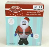 NEW 3.5 ft Airblown Inflatable Bumble from Rudolph Outdoor Decoration Christmas