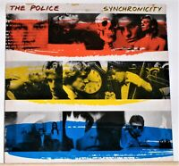 The Police - Synchronicity - Translucent Vinyl LP Record Album 1983 A&M SP-3735