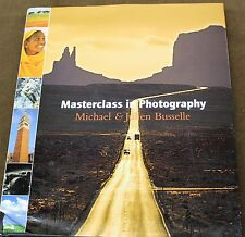 Masterclass in Photography HC – 2003 by Michael and Julien Buselle PROFESSIONALS