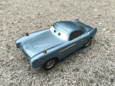 Mattel Disney Pixar Cars 2 Finn McMissile 1:55 Metal Diecast Toy Car New Loose