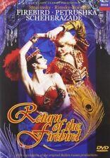 RETORNO DE LA The Firebird - Bolshoi (DVD) DH NUEVO DVD