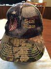 Seal Team Patriotic Hat Adjustable Leak Sealers Free Shipping