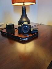CANON EOS REBEL T7 WITH PROMASTER LENS 18-200 MM