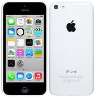 Apple iPhone 5C - Unlocked - 16GB - AT&T / T-Mobile - White Very Good Condition