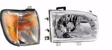MONACO SAFARI ZANZIBAR 2004 PAIR HEADLIGHTS HEAD LIGHTS LAMPS RV - 4PCS SET