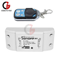 Sonoff 433MHz WiFi Wireless Switch + RF Receiver Remote Control For Smart Home