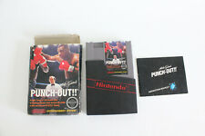 NES Mike Tyson's Punch-Out (Nintendo Entertainment System, 1987)