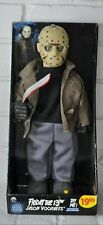 RARE HOUSE OF HORROR JASON VOORHEES ANIMATED FIGURE BY GEMMY NEW