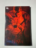 Final Crisis Grant Morrison DC Graphic Novel 2010