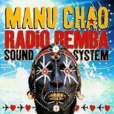 Manu Chao-Radio Bemba Sound System (nuevo 2 Vinilo LP + CD)