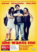 Charlie Sheen Hilary Duff (Lizzie McGuire) SHE WANTS ME - HILARIOUS COMEDY DVD