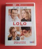 LOLO - DELPY - BOON - VIARD - DVD - VF
