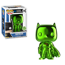 Emerald Chrome Batman Funko