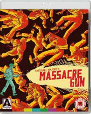 Massacre Gun - Blu-Ray