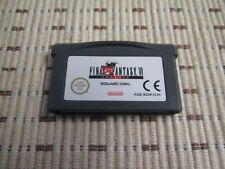 Final Fantasy VI 6 para GameBoy Advance SP y DS Lite