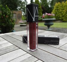 BNIB NARS Velvet Lip Glide Liquid Lipstick Gloss - Unspeakable (Garnet)