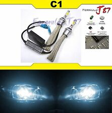LED Kit C1 60W 898 6000K White Two Bulbs Fog Light Upgrade Replacement Lamp OE