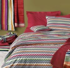MISSONI HOME NED QUEEN DUVET COVER, BRAND NEW **FREE SHIPPING**