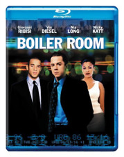 Boiler Room 0883929387595 With Giovanni Ribisi Blu-ray Region a