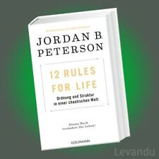 12 RULES FOR LIFE | JORDAN B. PETERSON | Dieses Buch verändert Ihr Leben!