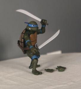NECA Cartoon TMNT Teenage Mutant Ninja Turtles Leonardo