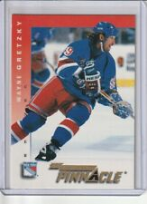 WAYNE GRETZKY 1998-99 TEAM PINNACLE #H1 RARE UNRELEASED INSERT!