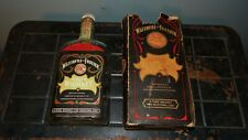 1916 1933 Medicinal Prohibition Waterfill Frazier Whiskey Bottle & Box Pre Pro