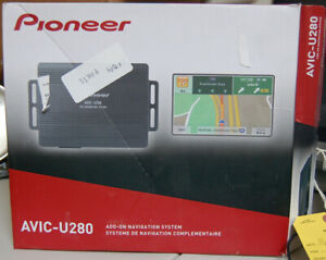 Pioneer Add-On Navigation System - AVIC-U280 - BROKEN, FOR PARTS