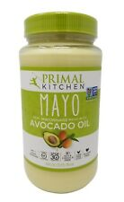 Primal Kitchen Mayo Real Mayonnaise made with Avocado Oil 24 FL OZ