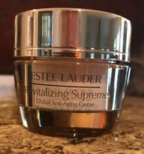 New Estee Lauder Revitalizing Supreme Global Anti-Aging  Creme .5oz/15mL #7A