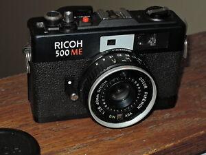Ricoh 500 ME Black