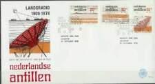 Nederlandse Antillen FDC NVPH E115 onbeschreven (1) open klep