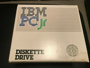 IBM PC JR Disk Diskette Drive 5.25 Disk New & Complete in Sealed Box