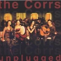 THE CORRS-UNPLUGGED (NEW VERSION) CD POP 15 TRACKS NEW+