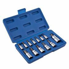 K Tool 22601-12pc Torx Socket Set T-10 - T-60