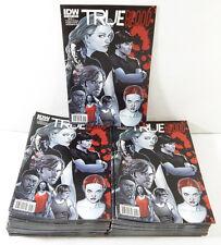 Lot of (55) True Blood #6 Comic Books (Idw 2010) ^ 1st Printing Sookie Eric Bill