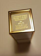 Tom Ford Boys & Girls sheer transparent #24 Greta Lipstick