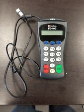 First Data Fd-10C Usb Pinpad Integrated Card Reader Swipe Device