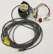 Shark Rotator Vacuum Cleaner NV500 Parts Main Body Motor Power Button Cord