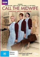 Call The Midwife : Series 4 (DVD, 2015, 3-Disc Set)